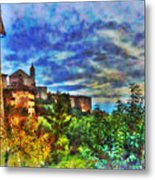Overlook 2 Metal Print
