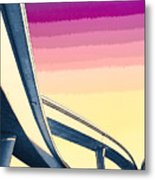 Overpass One Metal Print