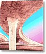 Overpass Two Metal Print
