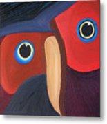 Owl - SOLD Metal Print