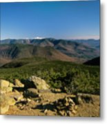 Owls Head - Pemigewasset Wilderness New Hampshire Metal Print
