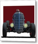 Owner Designed And Built Race Car Metal Print