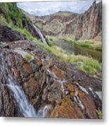 Owyhee River 1 Metal Print
