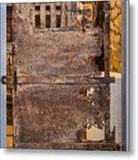 Oxidation Metal Print