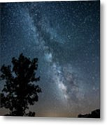 Ozarks Milky Way Metal Print