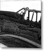 P 51 C Metal Print