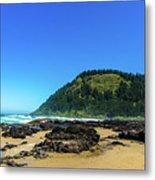 Pacific Beach Metal Print