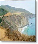 Pacific Coast Highway Dreams Metal Print
