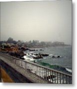 Pacific Grove California Usa Metal Print