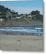 Pacifica California Metal Print