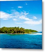 Perfectly Pacific Metal Print