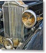 Packard Metal Print