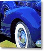 Packard Palm Springs Metal Print
