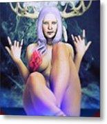 Pagan Paradise Metal Print