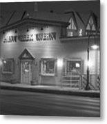 Paint Creek Tavern Metal Print
