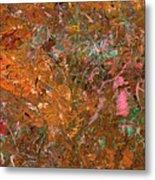 Paint Number 19 Metal Print