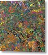 Paint Number 29 Metal Print