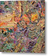Paint Number 34 Metal Print