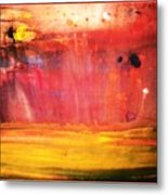 Paint Series 41 Metal Print