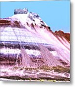 Painted Desert 0289 Metal Print