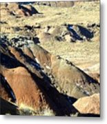 Painted Desert 11 Metal Print