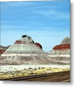 Painted Desert 2 Metal Print