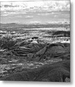 Painted Desert #2 Metal Print