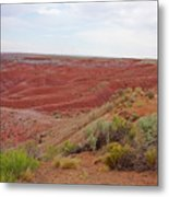 Painted Desert 6 Metal Print