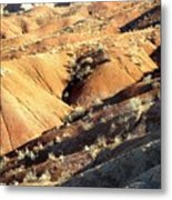 Painted Desert 9 Metal Print