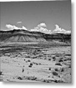 Painted Desert #9 Metal Print