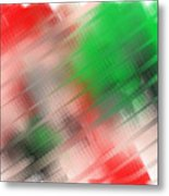 Painted Melody Metal Print
