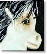Painted Pony Metal Print
