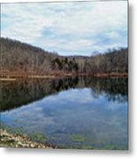 Painted Rock Conservation Area Metal Print