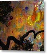 Painted Skies Metal Print