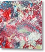 Painted Thought 2 Metal Print