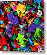 Painted Toys Metal Print