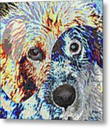 Painters Helper Metal Print
