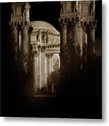 Palace Of Fine Arts Panama-pacific Exposition, San Francisco 1915 Metal Print