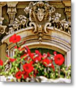 Palace Of Queluz Portugal Metal Print