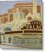 Palace Theatre Metal Print
