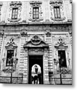 Palazzo Dei Celestini Metal Print