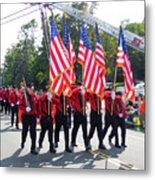 Palenville Fire Department 3 Metal Print