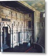 Palladio: Teatro Olimpico Metal Print