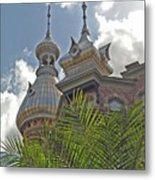 Palm Of The Dome Metal Print