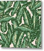 Palm Print Metal Print by Lauren Amelia Hughes