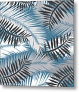 Palm Trees 10 Metal Print