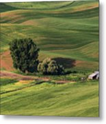Palouse Farm 1 Metal Print