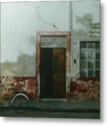 Pan Dulce Man Metal Print