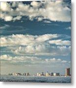 Panama City Beach  Metal Print