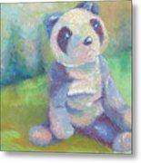 Panda 2 Metal Print